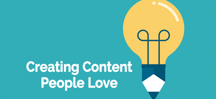 Creating Content People Love by Shawn Hansen
