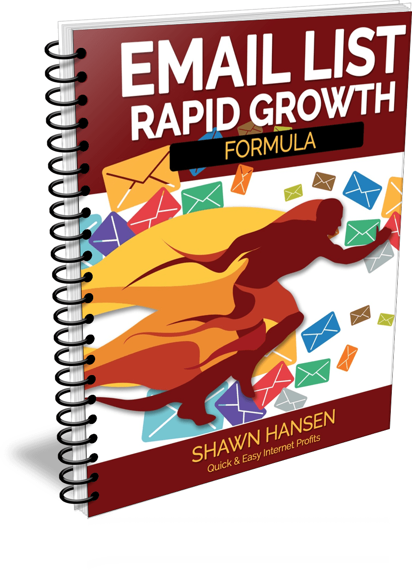 Email List Rapid Growth Formula by Shawn Hansen