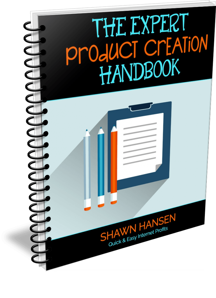 The Expert Product Creation Handbook by Shawn Hansen