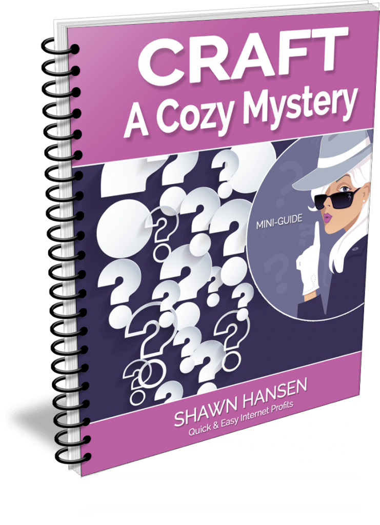 Craft-a-Cozy-Mystery Mini-Guide by Shawn Hansen