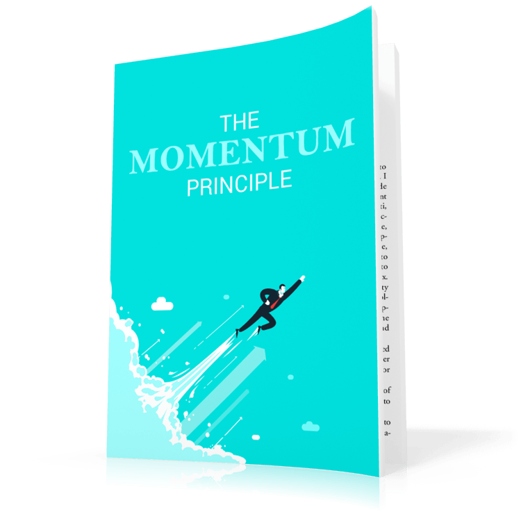 The Momentum Principle – Presented by Shawn Hansen